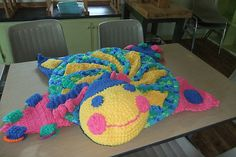 Ravelry: Blanket Brights project gallery