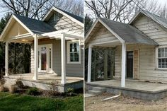 Best Exterior Renovation Before And After Life 42 Ideas