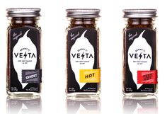 Perfect simplicity. love it. Benny T's Vesta Dry Hot Sauce
