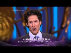 Joel Osteen God Has Open your Door 2014 - YouTube