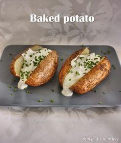 Baked potato – Storie da mordere