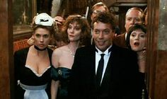 Clue <3 <3 <3 <3 this movie!!!! Probably my most favorite movie of all time!