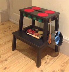 Play kitchen - Ikea Hack!