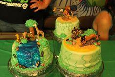 lion king first birthday theme First Birthday Themes, First Birthdays, Birthday Ideas, Birthday Parties, Safari, Lion, Cake, Party, Desserts