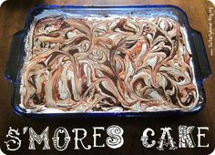 How to Make a S'mores Cake   ThePartyAnimal-Blog