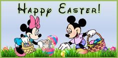 ''Happy Easter'' to our Beautiful granddaughters  Bria Rose & Delaney Rae ... We love you with all our <3 ! Mom-mom & Pop-pop... xoxo