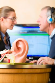 Hearing loss is a gradual decrease in the hearing capacity of an individual. It is one of the most common problems encountered by our elderly population.