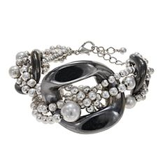 Hollywood Bracelet  (Hematite/Off White) $26.00  Item #: 6567                     https://extranet.securefreedom.com/TraciLynn/Shopping/ShoppingCart_Timeout.asp     >>> Consultant #11173                                      Contact me today @ (347) 901-7101