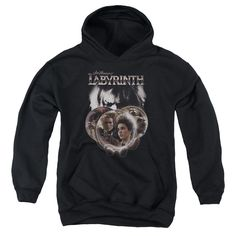 Labyrinth - Globes Youth Hoodie