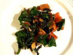 Martha Stewart's Sauteed Swiss Chard ©EverydayCookingAdventures Easy Salad Recipes, Easy Healthy Recipes, Veggie Recipes, Healthy Cooking, Easy Dinner Recipes, Vegetarian Recipes, Swiss Chard Salad, Sauteed Swiss Chard