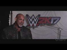 Wrestling Revolution 3D: Karl Anderson vs. Bill Goldberg (Goldberg Returns) - YouTube