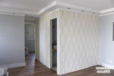 Como colocar papel de parede | DIY