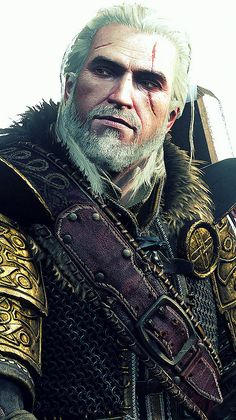 I think I have a slight obsession with Geralt...