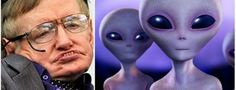 Prof. Stephen Hawking Says Alien Life is Real, Warns Humans Not to Make Contact