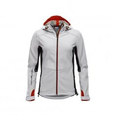 Marinepool Seaford Softshell-Jacke Damen weiß