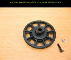 Walkera HM-4F200LM-Z-08 Main gear set -US stock #drone #gadgets #products #technology #kit #fpv #tech #4f200lm #walkera #camera #parts #shopping #plans #racing
