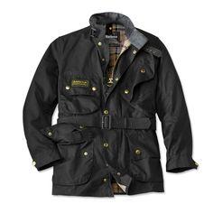 Barbour International Motorcycle Jacket