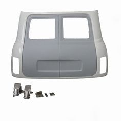 Rear panel kit