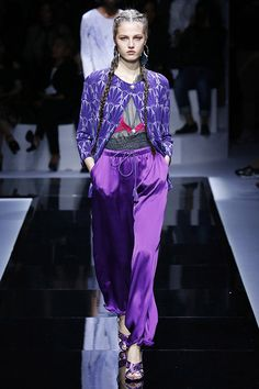 París Fashion Week 2016: La oda al pantalón de Emporio Armani - Foto 1 de 68   Paris Fashion Week   EL MUNDO