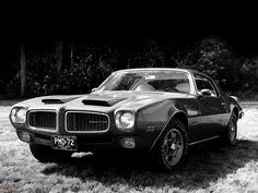 1972 Firebird formula 455 H.O