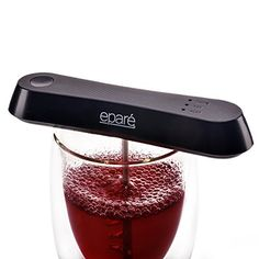 Epar Pocket Wine Aerator  Decanter for Glass  Travel Size for Red White or Port -- Details can be found by clicking on the image.Note:It is affiliate link to Amazon.