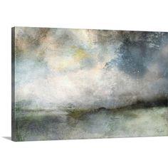 Ready2hangart Smash Oversized Painting Print on Canvas & Reviews | Wayfair