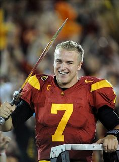 USC Football: Matt Barkley & 15 teammates will go to haiti this summer to build homes and transport supplies to areas devastated by the 2010 earthquake