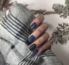 Маникюр на осень 2018-2019 - модные новинки, тенденции, фото осеннего маникюра | Beautylooks