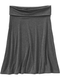 Jersey skirt from Old Navy.. should go get this