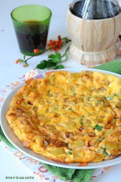 Mediterranean Recipes, Italian Recipes, Quiche, Macaroni And Cheese, Cooking, Breakfast, Ethnic Recipes, Muffin, Gastronomia
