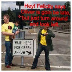 Go Team Arrow!!