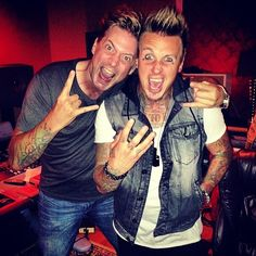 Greezy Boys! James Michael and Jacoby Shaddix ❤