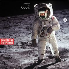 "Something Corporate ""Played In Space"" compilation album - Something Corporate (Andrew McMahon/Jack's Mannequin)"