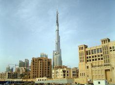 Bild från Burj Khalifa