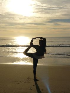 The beauty of yoga.  It can be taken everywhere. Dare2Yoga