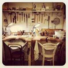 Elizabeth Anne Norris - Jewellery Workshops