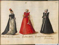 German noble women