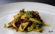 Pasja tworzenia: Makaron ze szparagów z suszonymi pomidorami