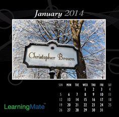 NameInImage.com Calendar