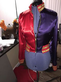 Harley Quinn Suicide Squad cosplay costume by snlmoehunt on Etsy
