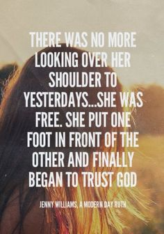 In all things trust God