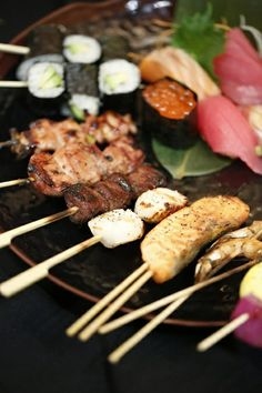 Have you tried yakitori? New Japanese Restaurant Serves Ramen & Rice Bowls, and much more!