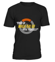 Overwatch - F!#K Yourself  #movies #moviesshirt #moviesquotes #hoodie #ideas #image #photo #shirt #tshirt #sweatshirt #tee #gift #perfectgift #birthday #Christmas