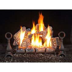 12 best fireplace logs images fireplace accessories fireplace rh pinterest com