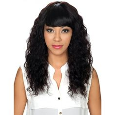 Zury Hollywood Sis Brazilian 100% Remy Human Hair Wig HR-BRZ MERMAID WAVE http://nyhairmall.com/zury-hollywood-sis-hr-brz-mermaid-wave.html