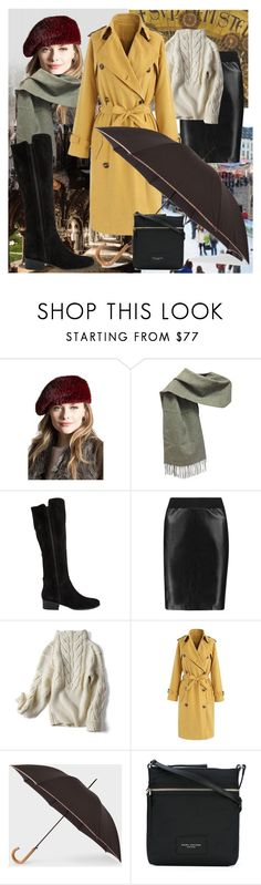 """""""Winter in Ghent, Belgium"""" by dundiddit ❤ liked on Polyvore featuring Overland Sheepskin Co., Moschino, Steve Madden, Splendid, Chicwish, Paul Smith, Marc Jacobs, outfitsfortravel and Ghent"""