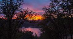 Wintertime makes the best sunsets by SamuelNesbitt
