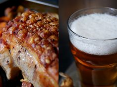 Roast Pork with Beer and Mustard Seeds