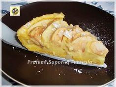 Crostata alle mele e crema pasticcera Blog Profumi Sapori & Fantasia