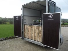 The Hop Box Craft Brewery in the UK | Remodelista